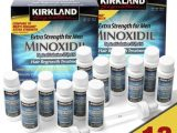 MINOXIDIL KIRKLAND AL 5% MK5UPS- 12 ONE YEAR SUPPLY